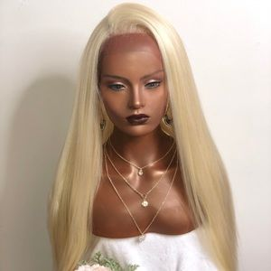 ANGEL| BLONDE BOMBSHELL LACE FRONT WIG